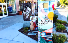 Hayward mural artists beautify the town