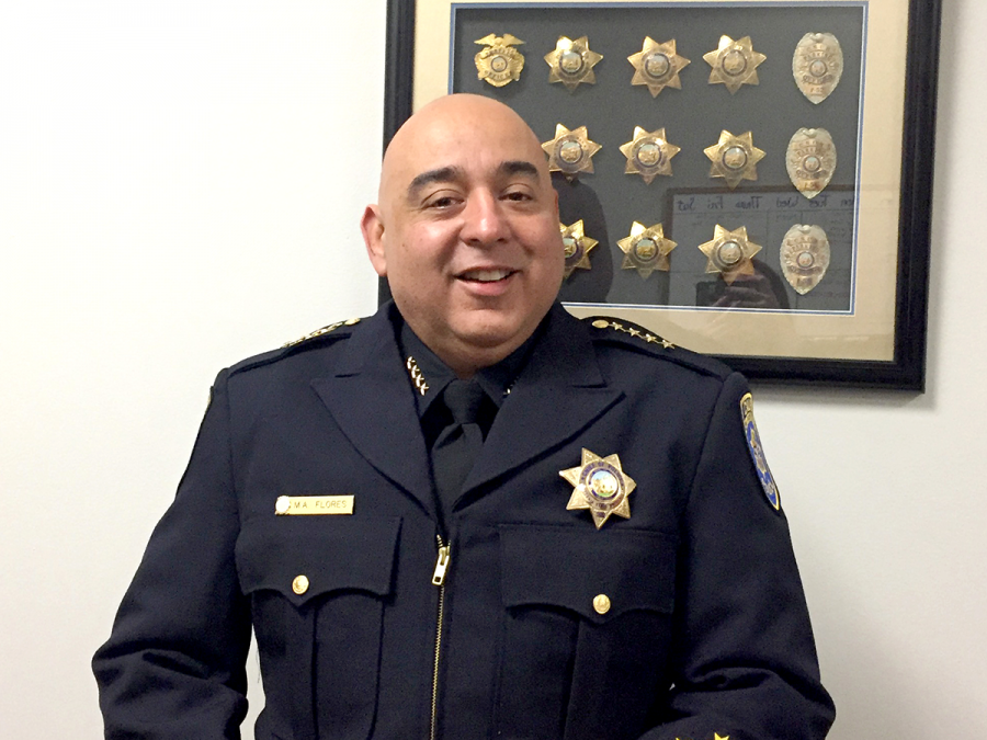 CSUEB+welcomes+new+Chief+of+Police