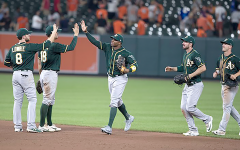 Oakland A's set to pick up where they left off