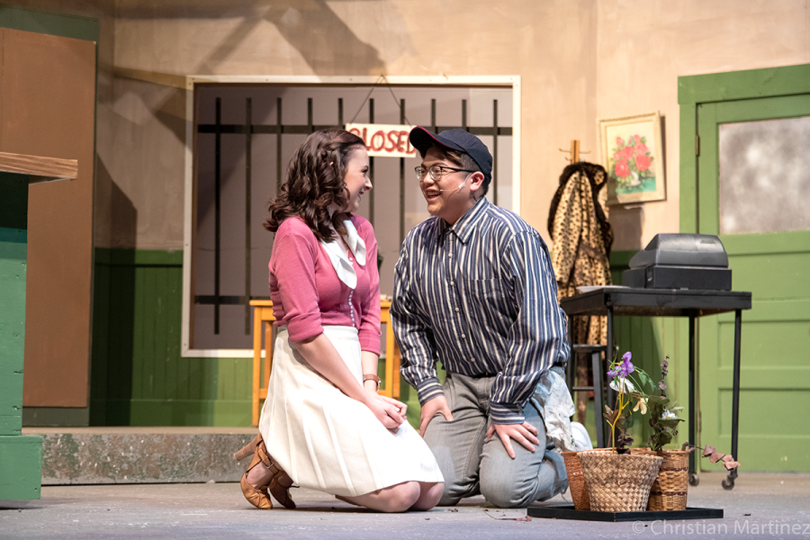 """""""Little Shop of Horrors"""" at CSU East Bay"""
