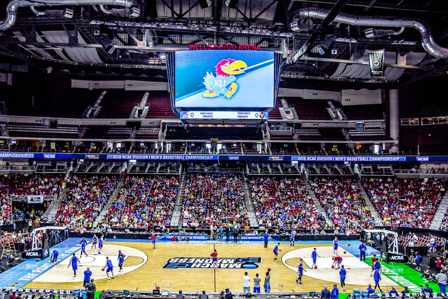 March Madness brings hope to fans
