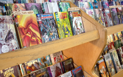Movies cause interest in comic books