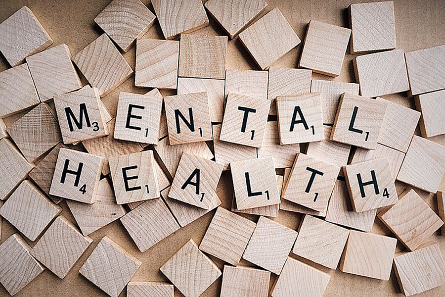 A decline in  college mental health counselors
