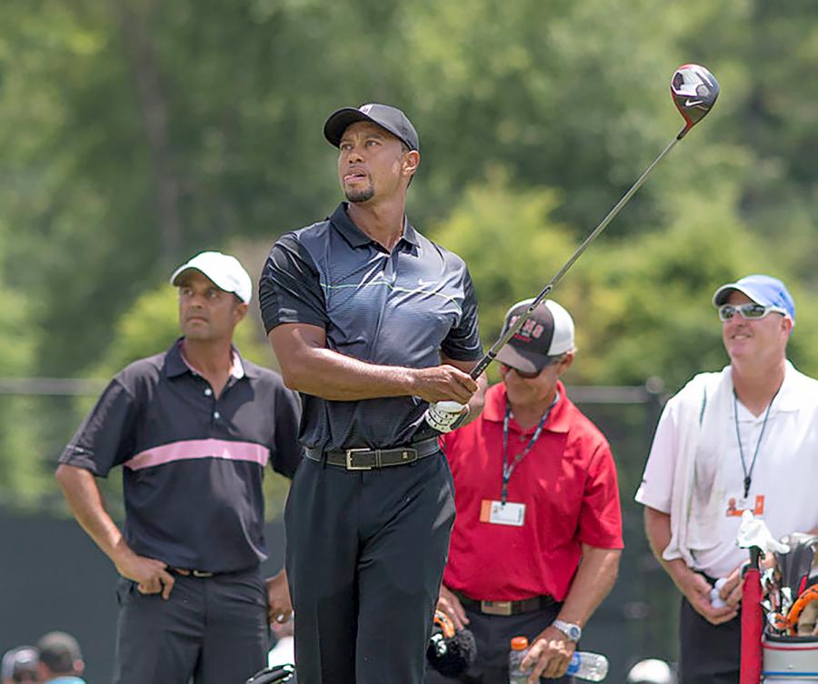 Tiger+Woods+dominates+2019+Masters
