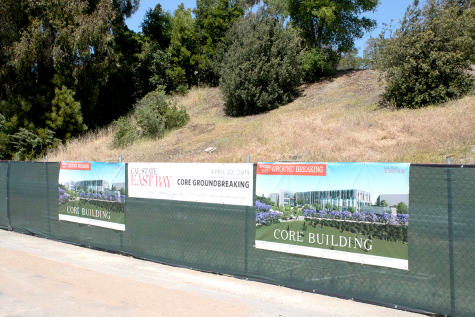 CORE building breaks ground at CSUEB