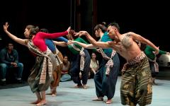 CSU East Bay's Refuge dance recital
