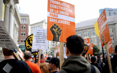 Oakland union workers fight for jobs