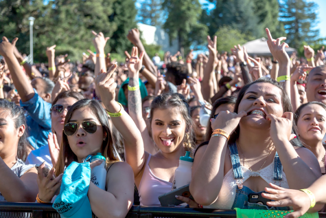 Cal State East Bay announces 'Spring Mayhem' lineup