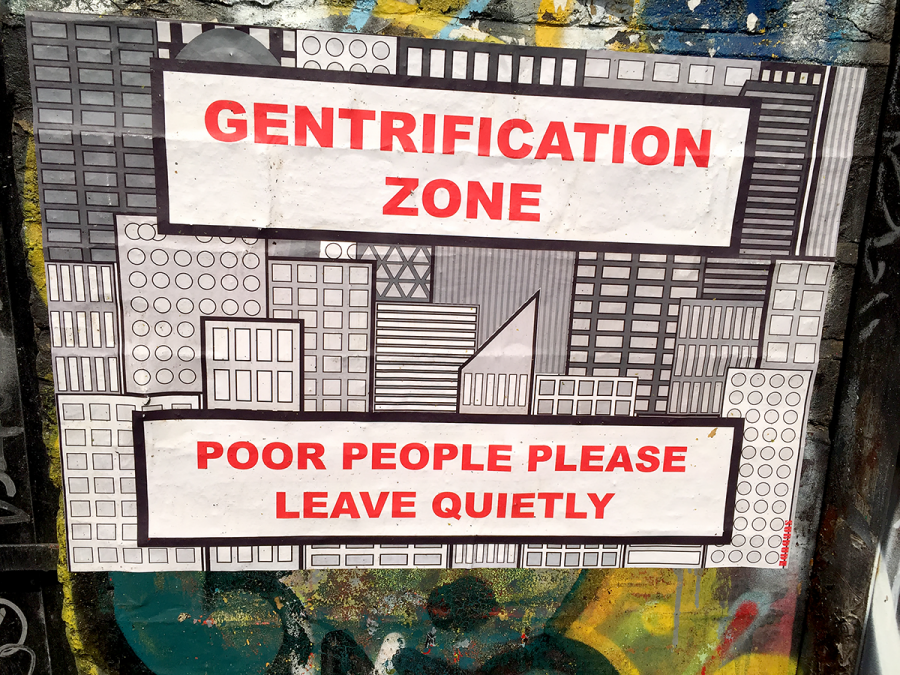 Gentrification+in+Oakland+on+the+rise