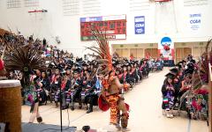 Students celebrate cultural graduations
