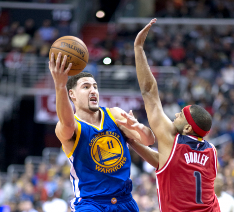 Golden State Warriors tip off new season