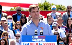 Eric Swalwell ends presidential bid