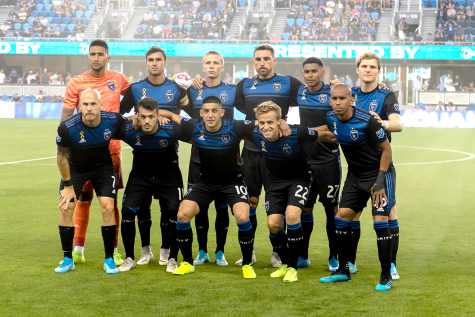 Quakes vs Orlando City at Avaya Stadium