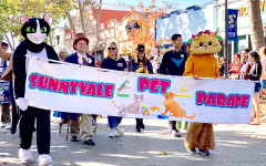 Trick or dog treats: Dog parade returns