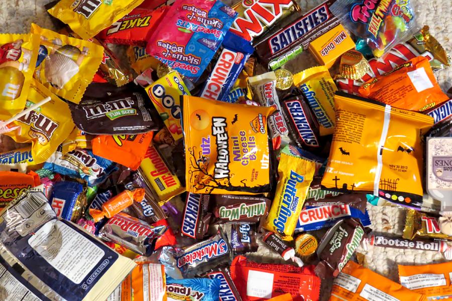 Halloween candy: More tricks than treats?