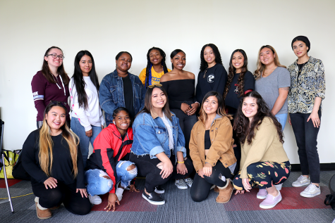 CSUEB's latest women driven media club