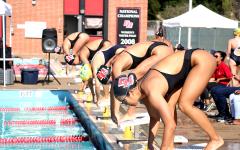 CSUEB swim team