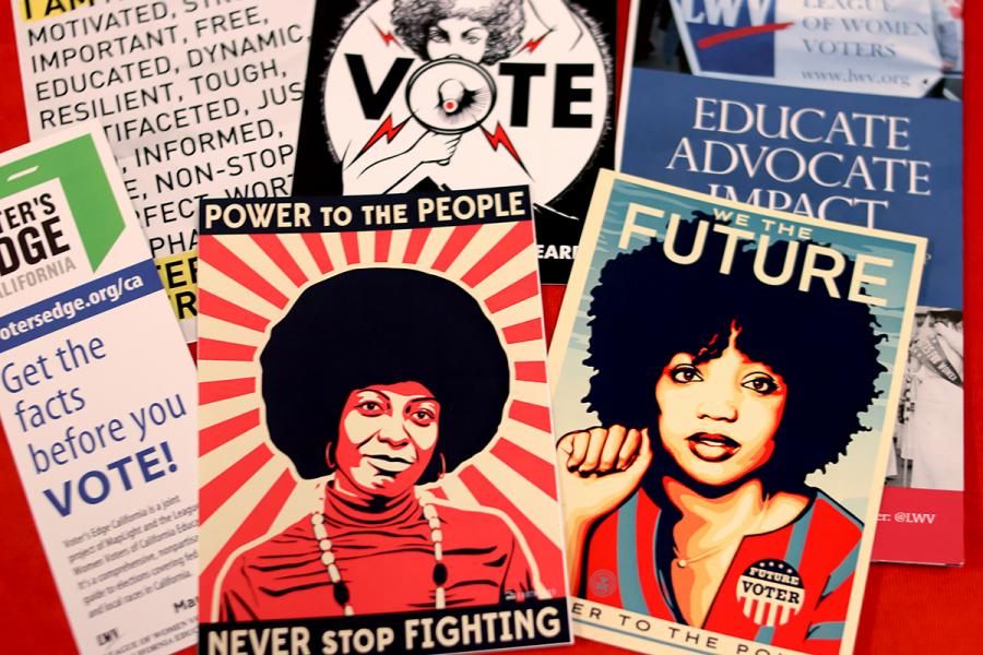 El evento del Mes de la Historia Negra llama la atención sobre la importancia del voto