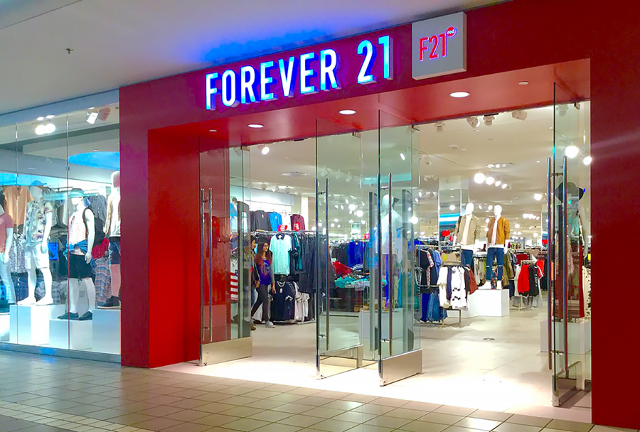 Forever 21's future in jeopardy