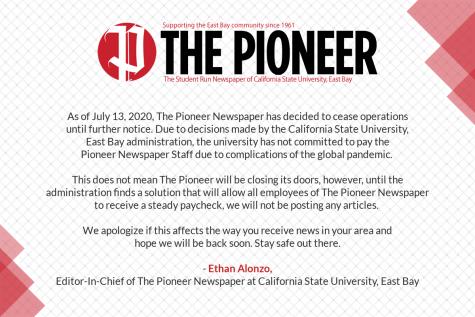 Pioneer Notice
