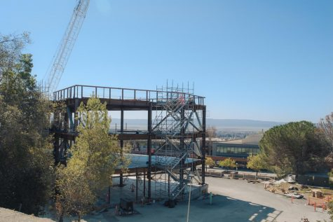 CSUEB's newest building, the CORE, will be the university's new bookless library