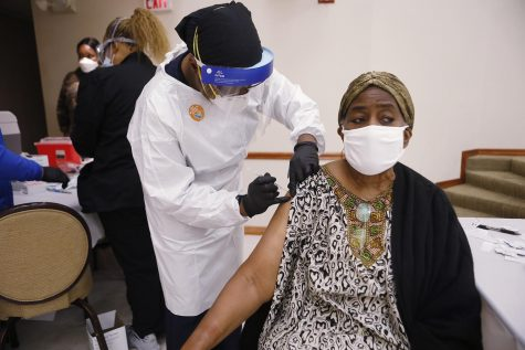 Vaccine Rollout Gains Momentum in the United States, Continues to Lag Around The Globe