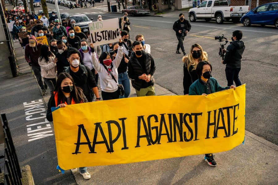 How violent attacks and hate crimes against the AAPI community are being covered by media outlets