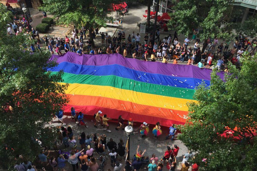 LGBTQ+ Media representation for Pride Month