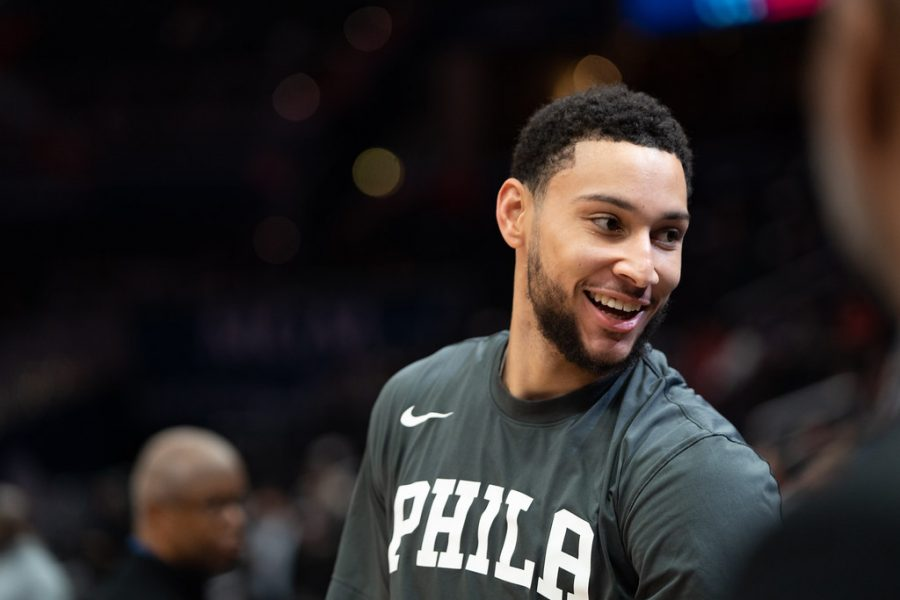 Why The Warriors Shouldn't Trade for Ben Simmons