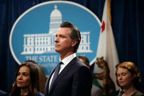 Newsom's Political Endorsements: What they Mean to California Voters