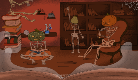 Spooky Books to Get in the Halloween Spirit