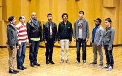 The Camerata Vocale Sine Nomine is on tour in California.
