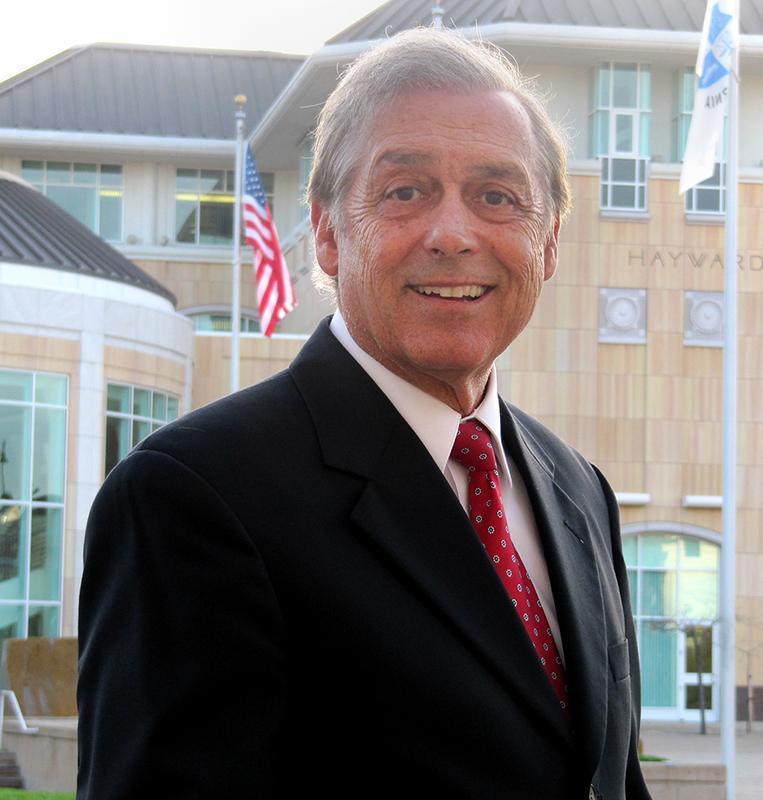 Peixoto runs for Hayward council re-election