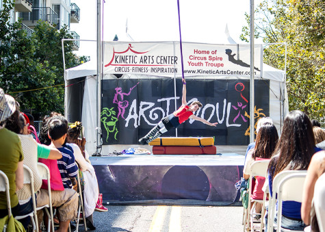 Oakland Art and Soul Festival