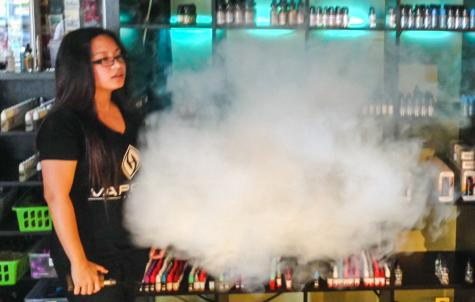 'Vape' named word of the year