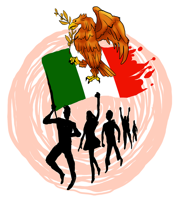 Why not march for Mexico?