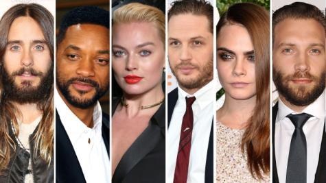 Suicide Squad cast unveiled