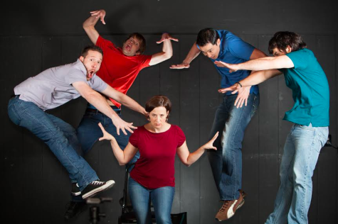 Improv club earns their name in Fremont