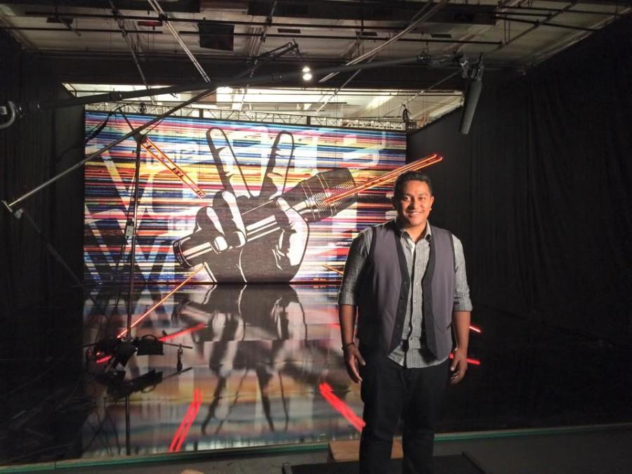 CSUEB student turns chairs on NBC's The Voice