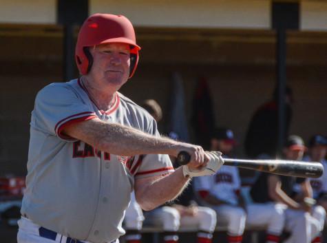 Alumni game unites CSUEB baseball