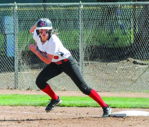 Softball team sinks against Otters