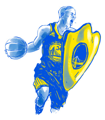 Don't let the Warriors' looks fool you
