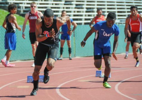 Track teams tune up for championship runs