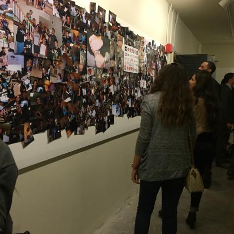 Alumni art show chronicles student's journey at CSUEB