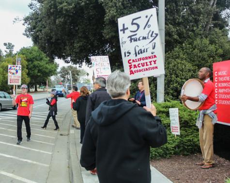 CSU faculty set strike dates