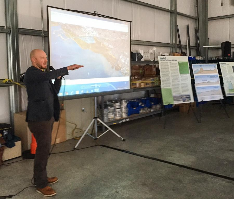 $9 million levee project begins in East Bay