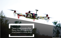 Up, up, and away: Drones, a high commodity this holiday season