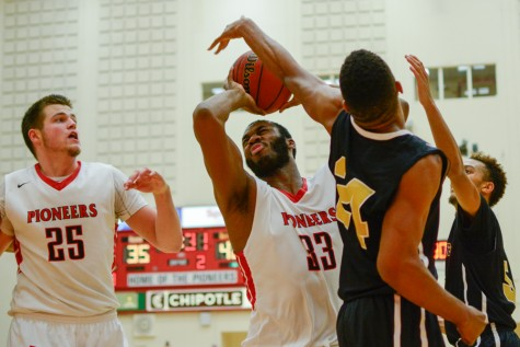 Men's hoops lose back to back games