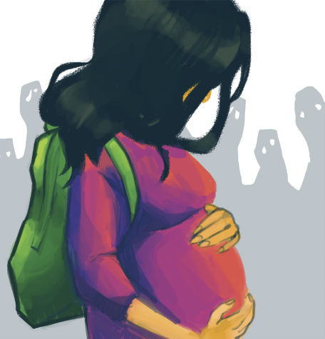 Pregnant in college: Blessing or curse?