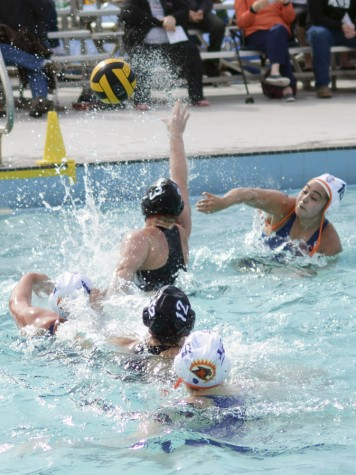 Pioneers sink Fresno Pacific water polo